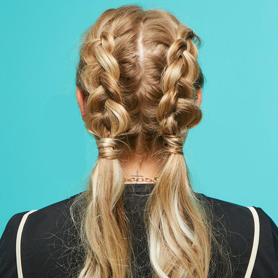 18 Hairstyles That Prove Pigtails Aren't Just For Kids – More Pertaining To Most Popular Blonde Asymmetrical Pigtails Braid Hairstyles (Gallery 14 of 20)