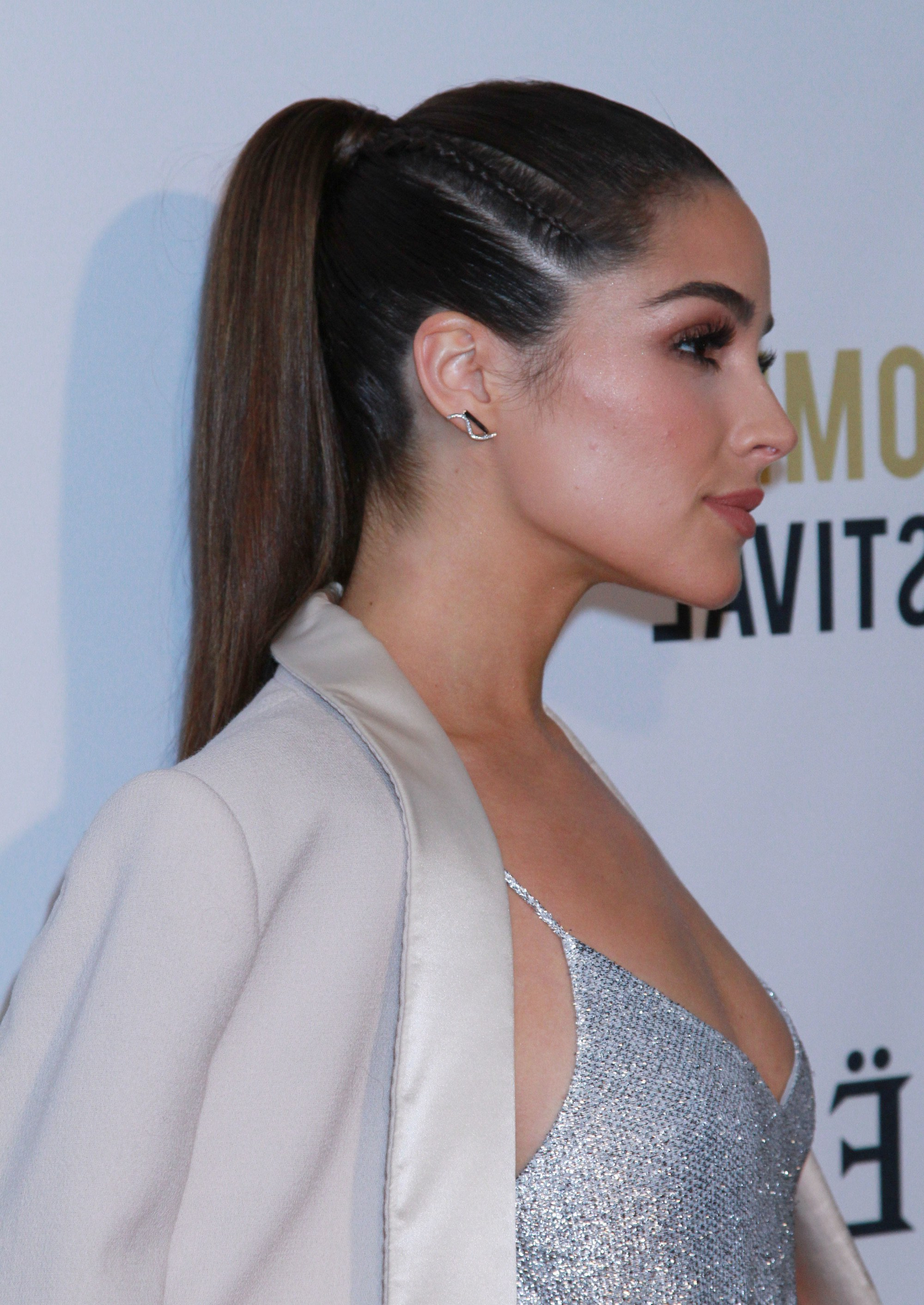 18 Side Braid Hairstyles To Inspire Your Next Look (2019 Update) With Widely Used High Ponytail Braided Hairstyles (View 18 of 20)