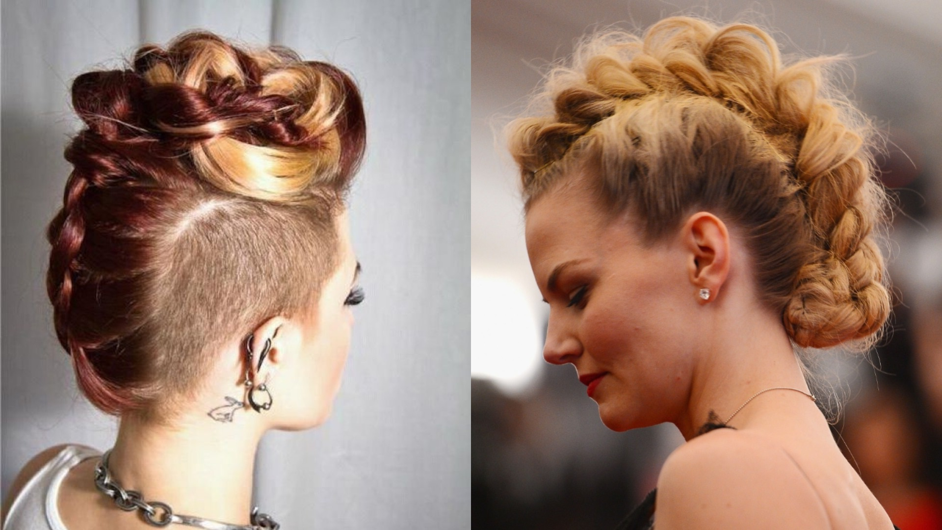 20 Braided Mohawk Hairstyles For Women – Haircuts Intended For Well Liked Mohawk Under Braid Hairstyles (View 17 of 20)