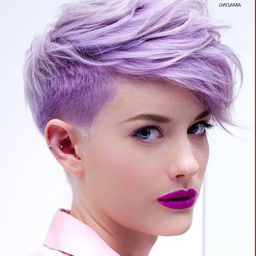 20 Pixie Haircuts For 2020! * Hair And Fashion Tips Pertaining To Well Liked Purple Pixies Bob Braid Hairstyles (View 3 of 20)