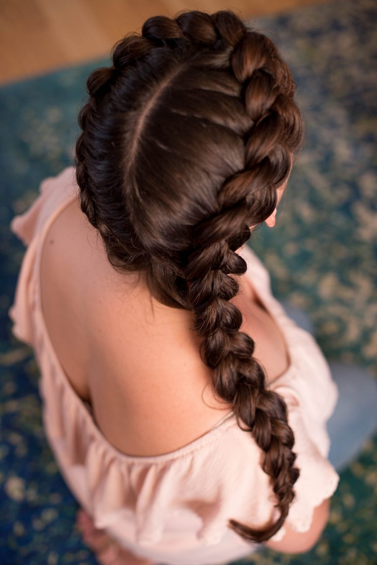 20 Royal And Charismatic Crown Braid Hairstyles – Haircuts Within Famous Royal Braided Hairstyles With Highlights (View 16 of 20)