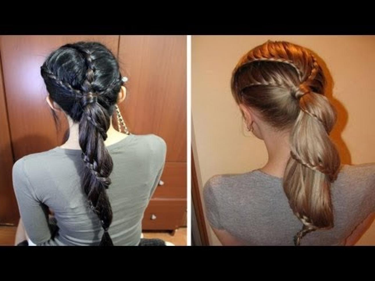 20 Spectacular Mermaid Hairstyles That Will Get You Noticed Within Latest Flawless Mermaid Tail Braid Hairstyles (View 3 of 20)