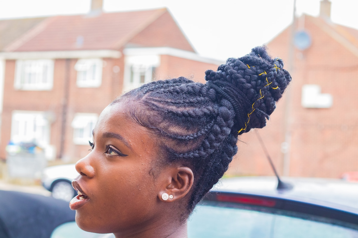 2019 Crown Cornrow Braided Hairstyles With 15 Best African Braids Hairstyles 2019 ▷ Yen (View 12 of 20)