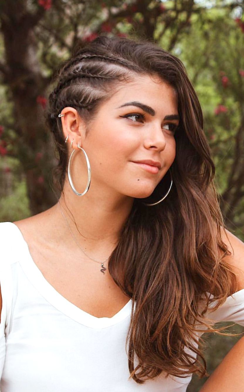 2019 Dramatic Side Part Braided Hairstyles With Regard To 25 Effortless Side Braid Hairstyles To Rock This Season (View 3 of 20)