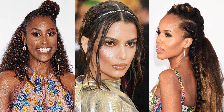 2019 Mermaid'S Hairpiece Braid Hairstyles In 35 Best Braid Hairstyles Of 2019 – Pretty Braided Hair Ideas (View 9 of 20)