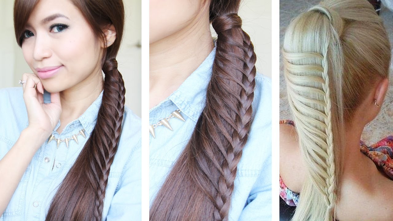 2020 Flawless Mermaid Tail Braid Hairstyles With Regard To 20 Spectacular Mermaid Hairstyles That Will Get You Noticed (View 5 of 20)