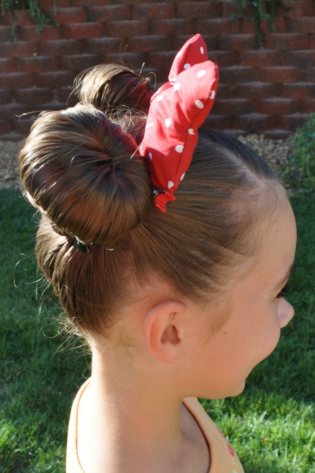 2020 Minnie Mouse Buns Braid Hairstyles With Regard To Halloween Hairdos: Minnie Mouse ~ New Hairstyles Today (View 17 of 20)