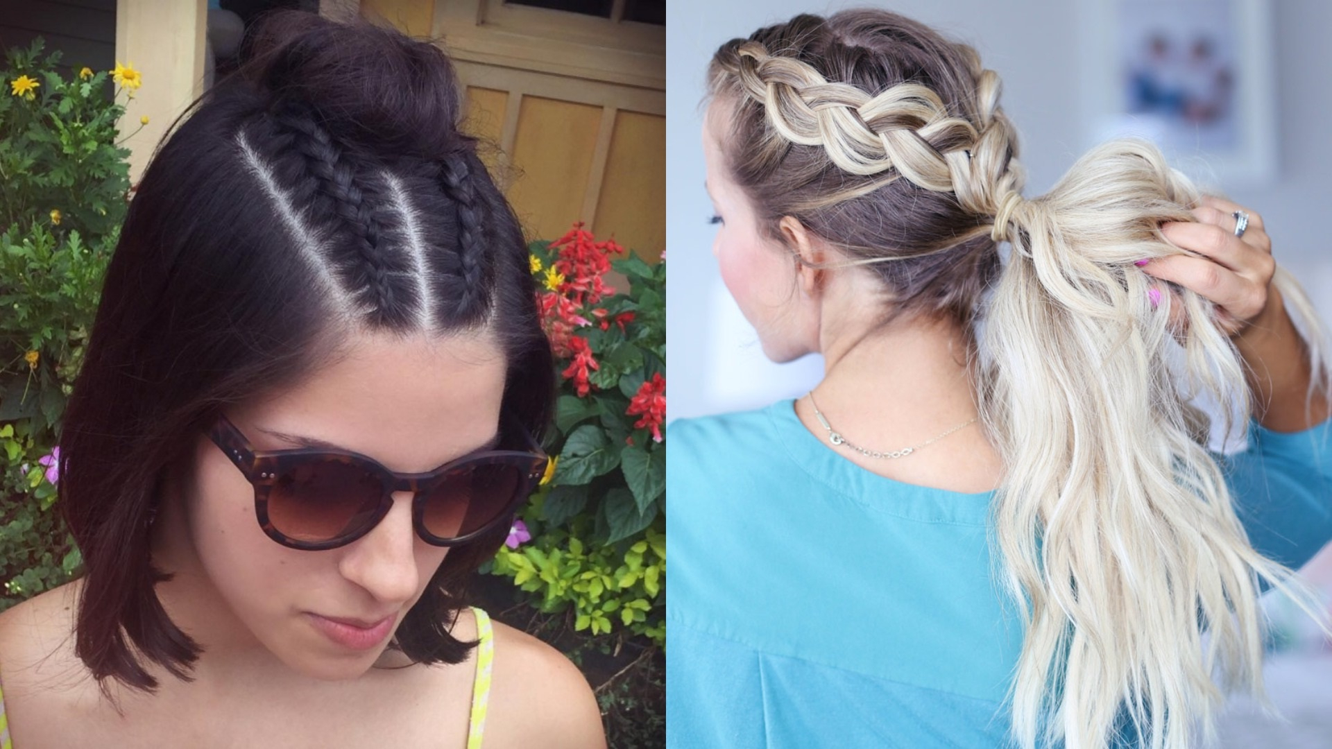 21 Glamorous Dutch Braid Hairstyles To Try Now – Haircuts Pertaining To Current Loosely Tied Braided Hairstyles With A Ribbon (View 4 of 20)