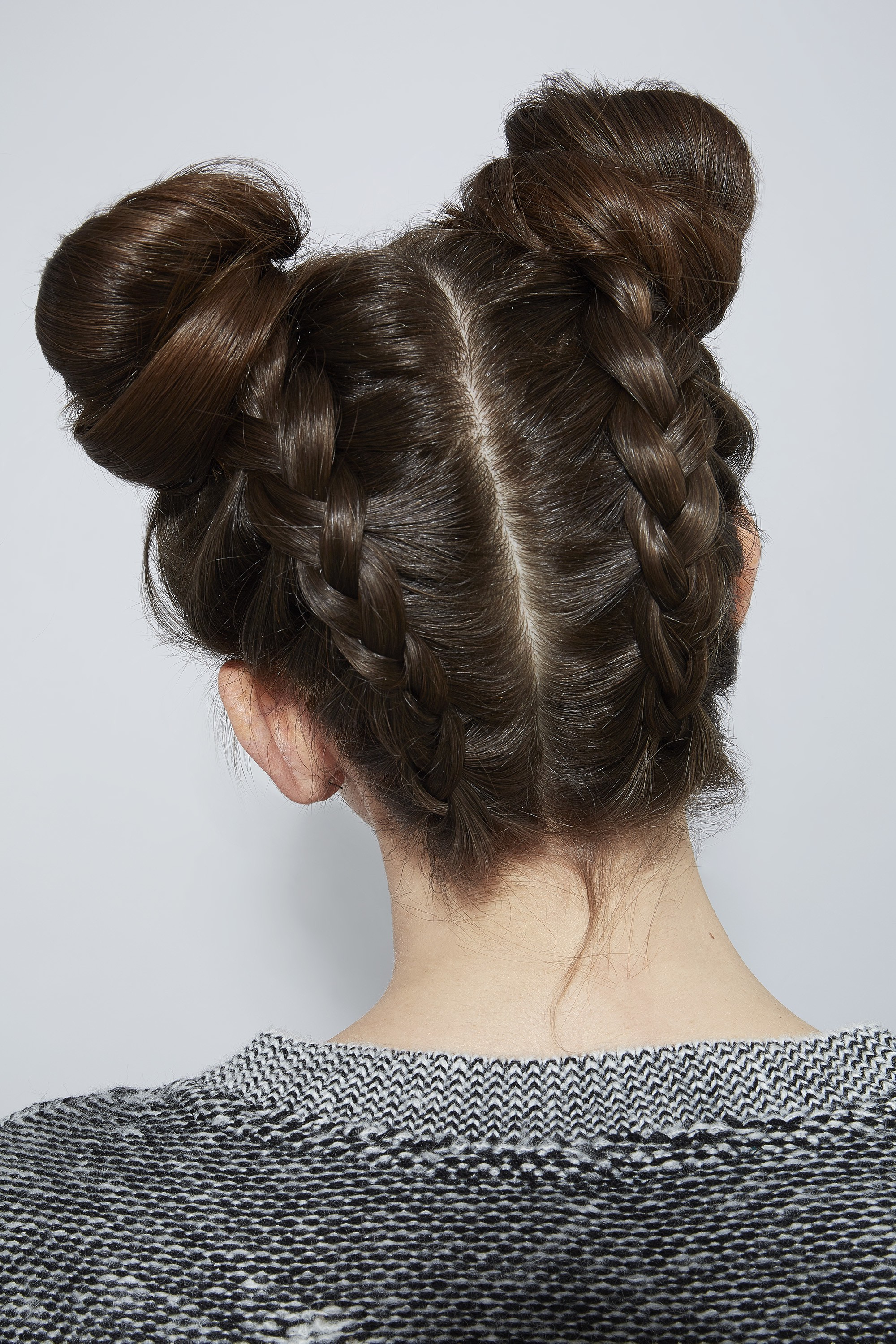 23 Super Easy Braided Updos For Every Occasion (View 1 of 20)