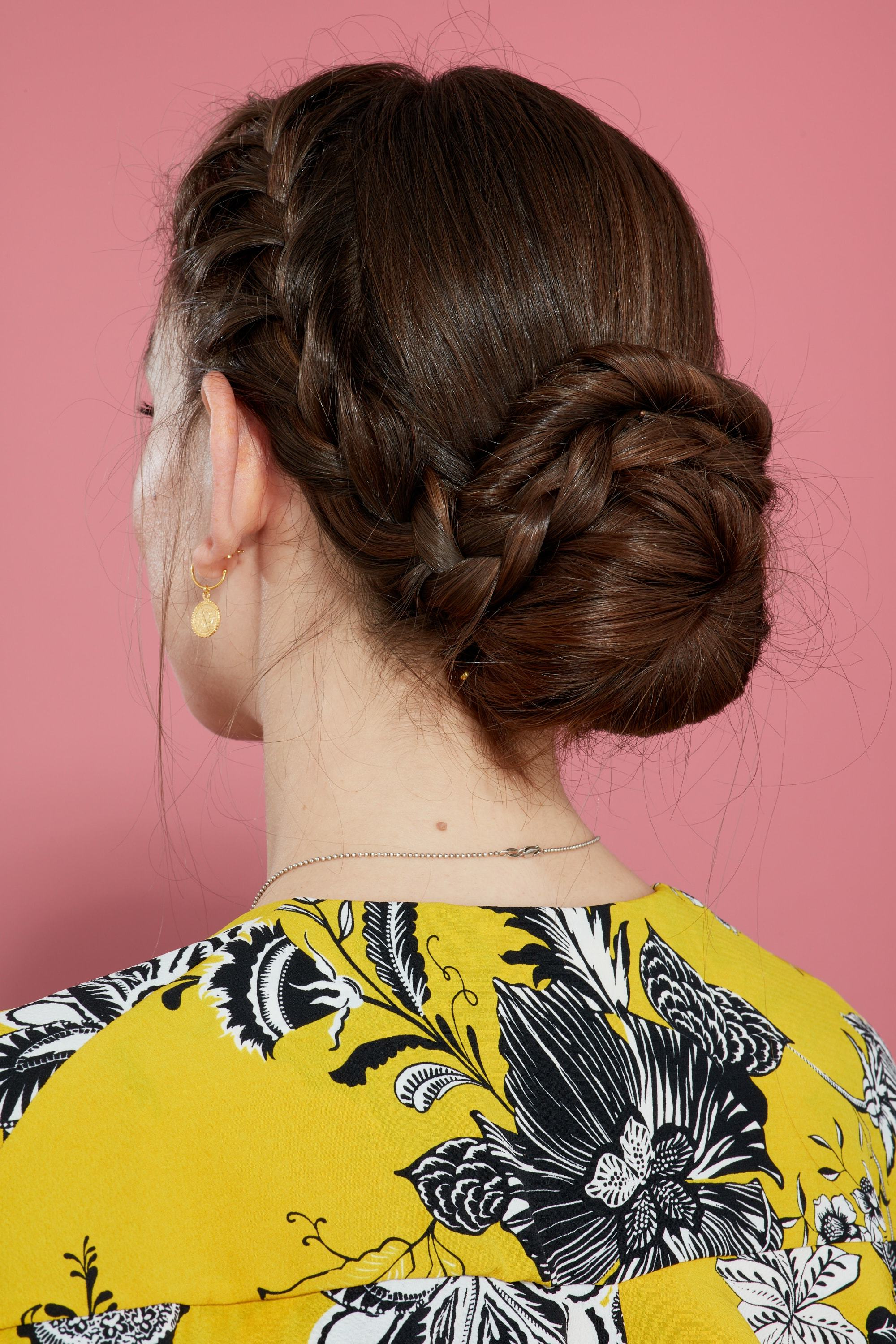 23 Super Easy Braided Updos For Every Occasion (View 3 of 20)