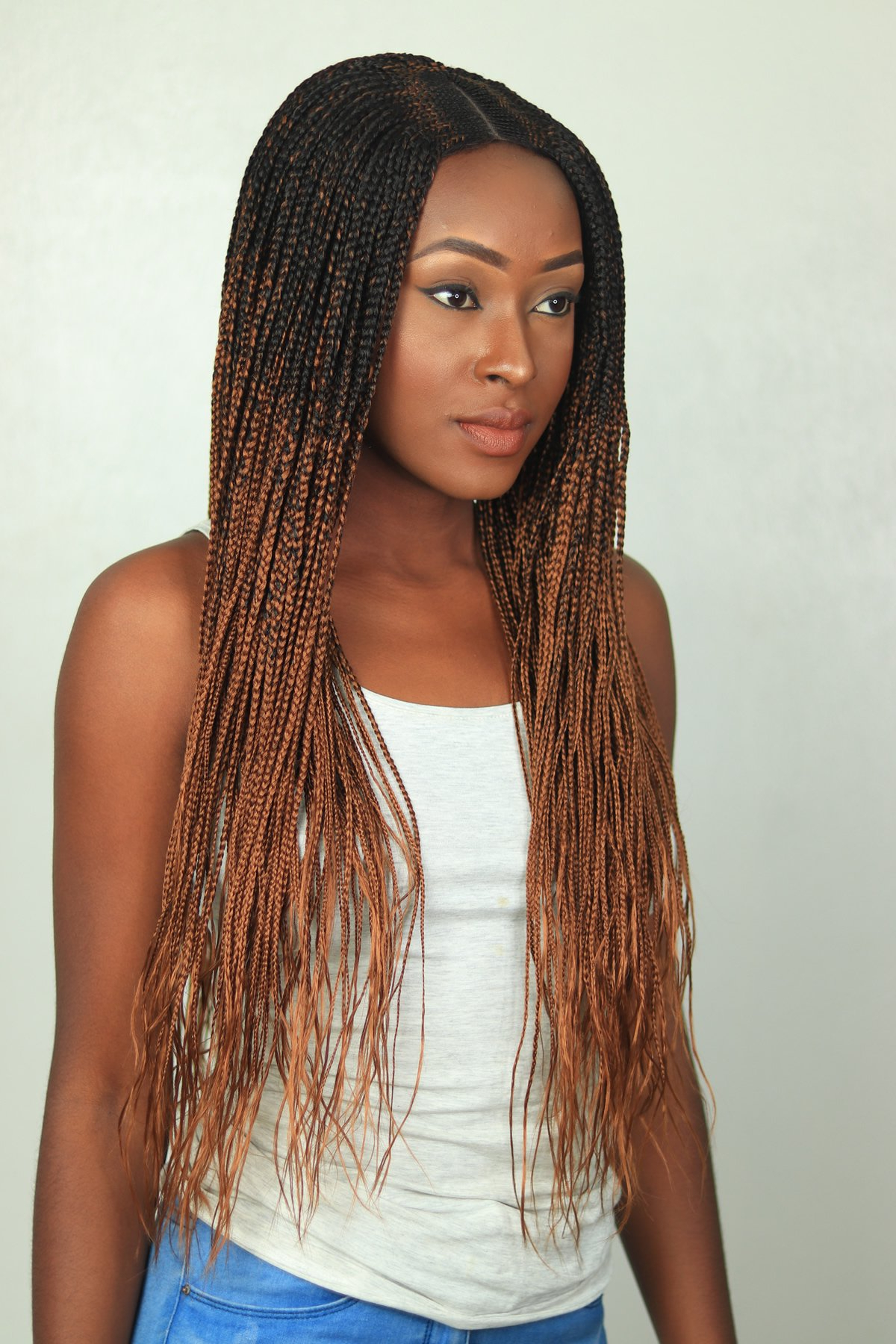 25 Charming Lemonade Braids To Rock Your Appearance Inside Popular Lemon Tinted Lemonade Braided Hairstyles (View 9 of 20)