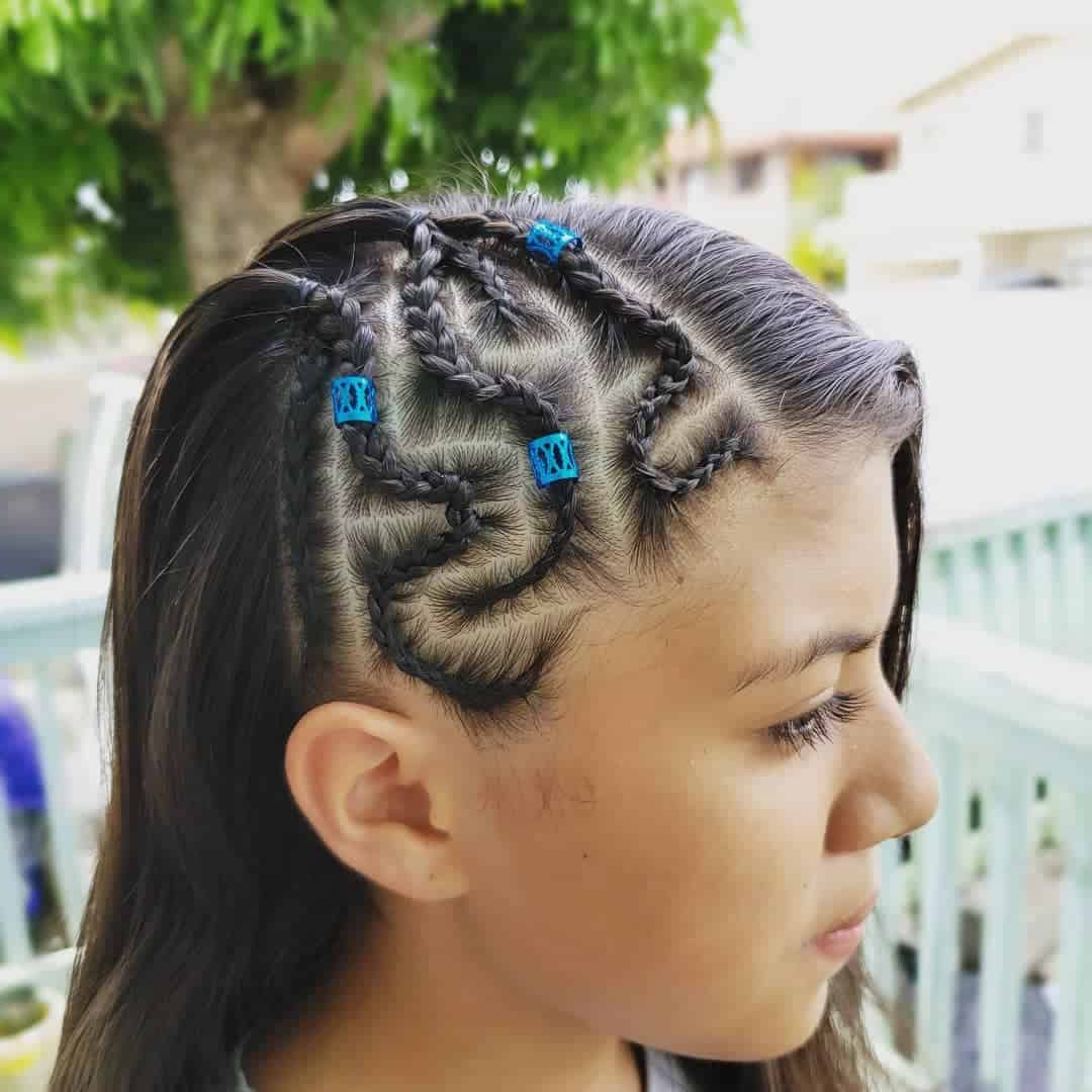 25 Side Braid Hairstyles Which Are Simply Spectacular – Wild Throughout Latest One Side Braided Hairstyles (View 8 of 20)