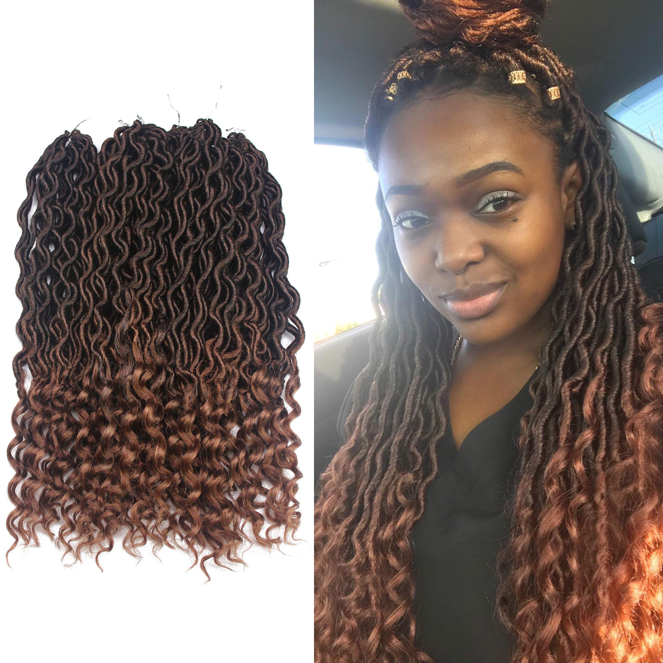 25 Worth Trying Curly Hairstyles With Braids – Haircuts In Current Micro Braids Into Ringlets (View 6 of 20)