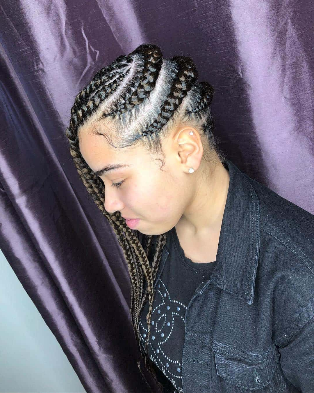 27 Lovely Lemonade Braids To Refresh Your Look – Wild About Inside Current Diamond Goddess Lemonade Braided Hairstyles (View 6 of 20)