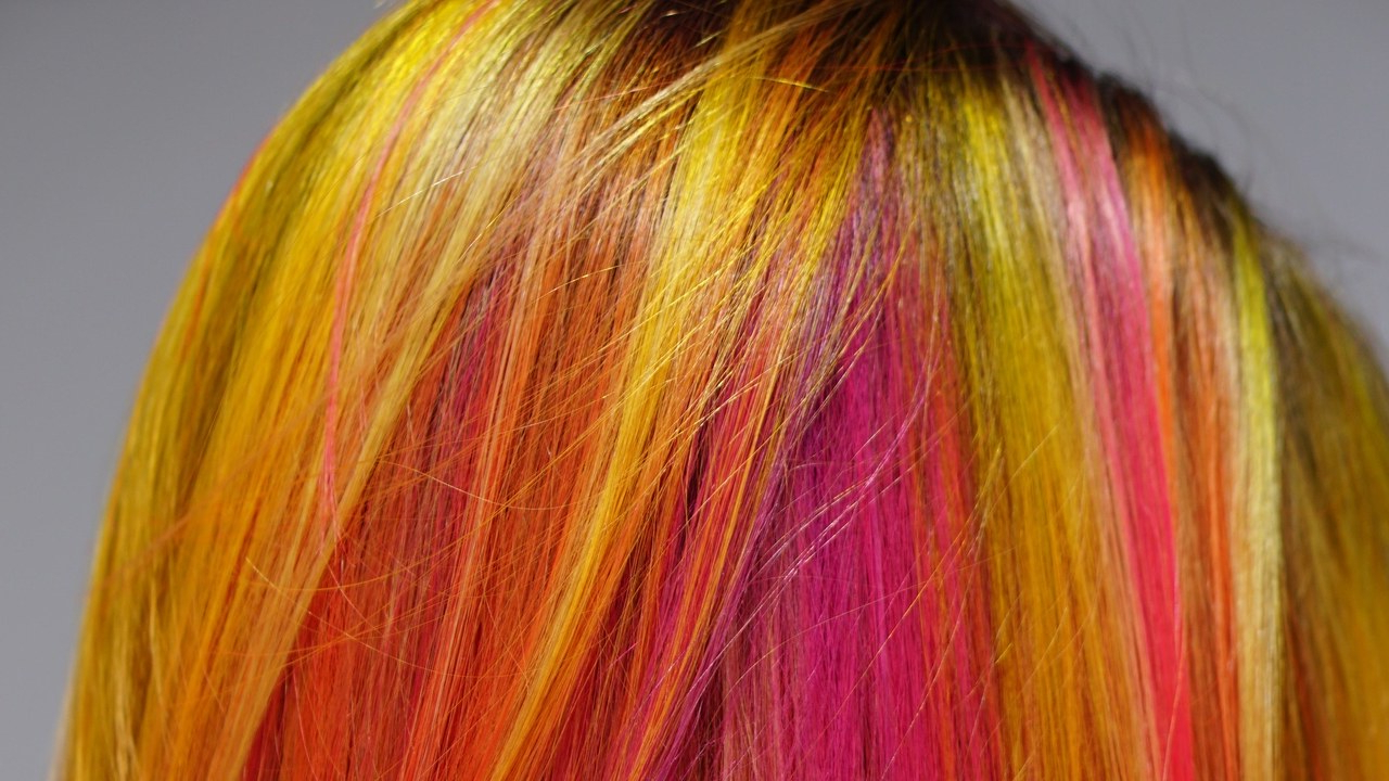 28+ Albums Of Yellow Color Hair Highlights (View 18 of 20)