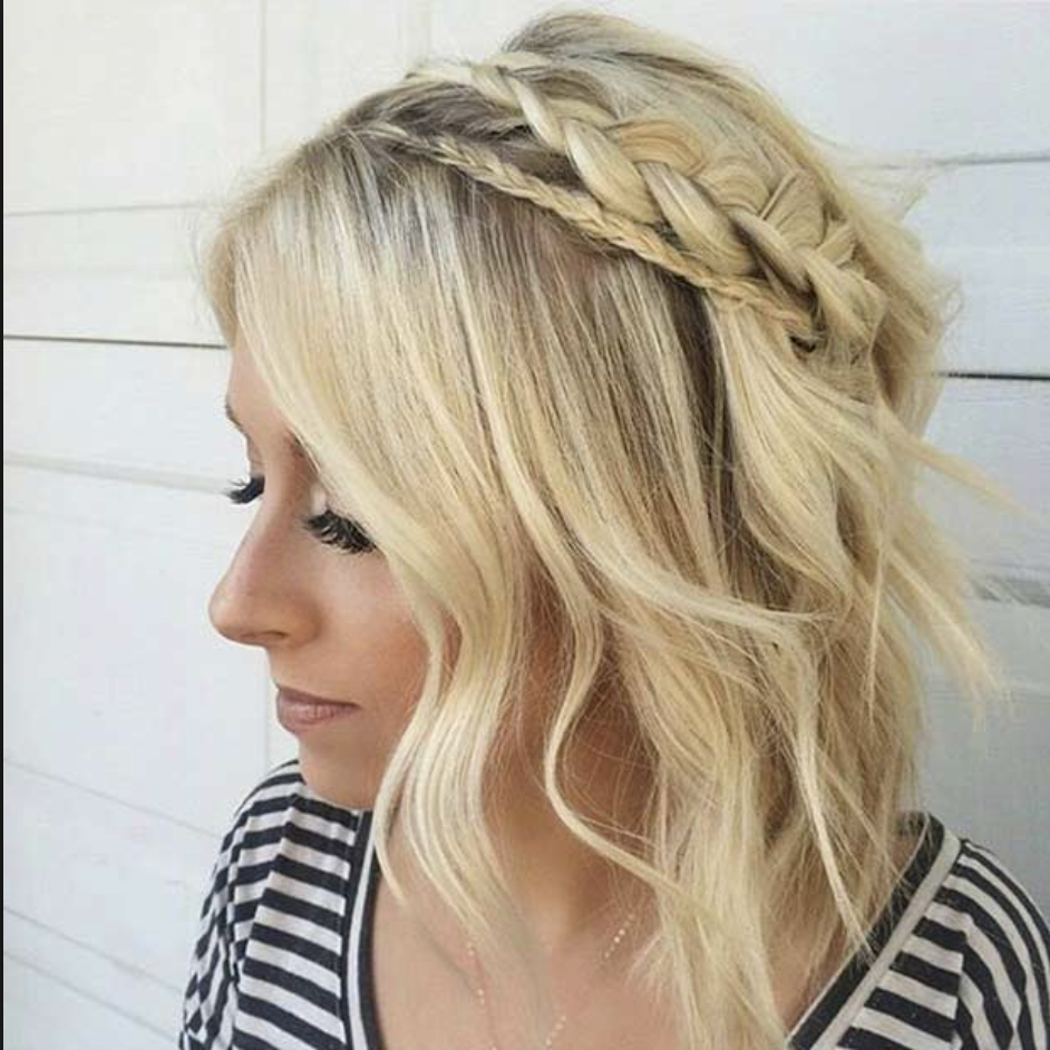 29 Ways To Style A Lob Haircut Within Most Recent Layered Bob Braid Hairstyles (View 3 of 20)