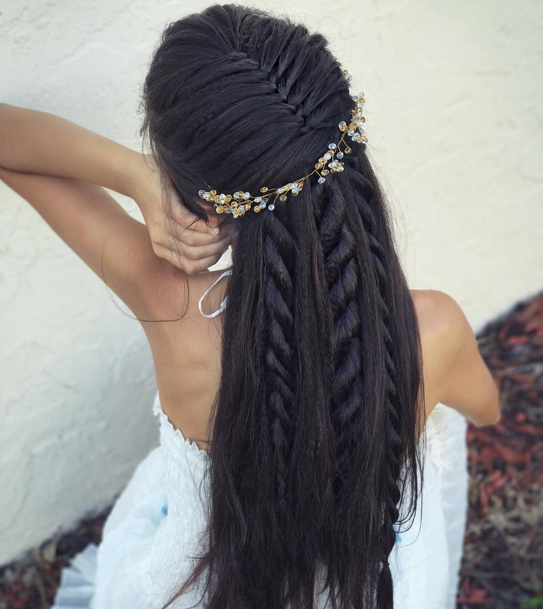 30 Rope Braid Hairstyles Looking Both Casual And Fancy In 2019 Casual Rope Braid Hairstyles (Gallery 15 of 20)