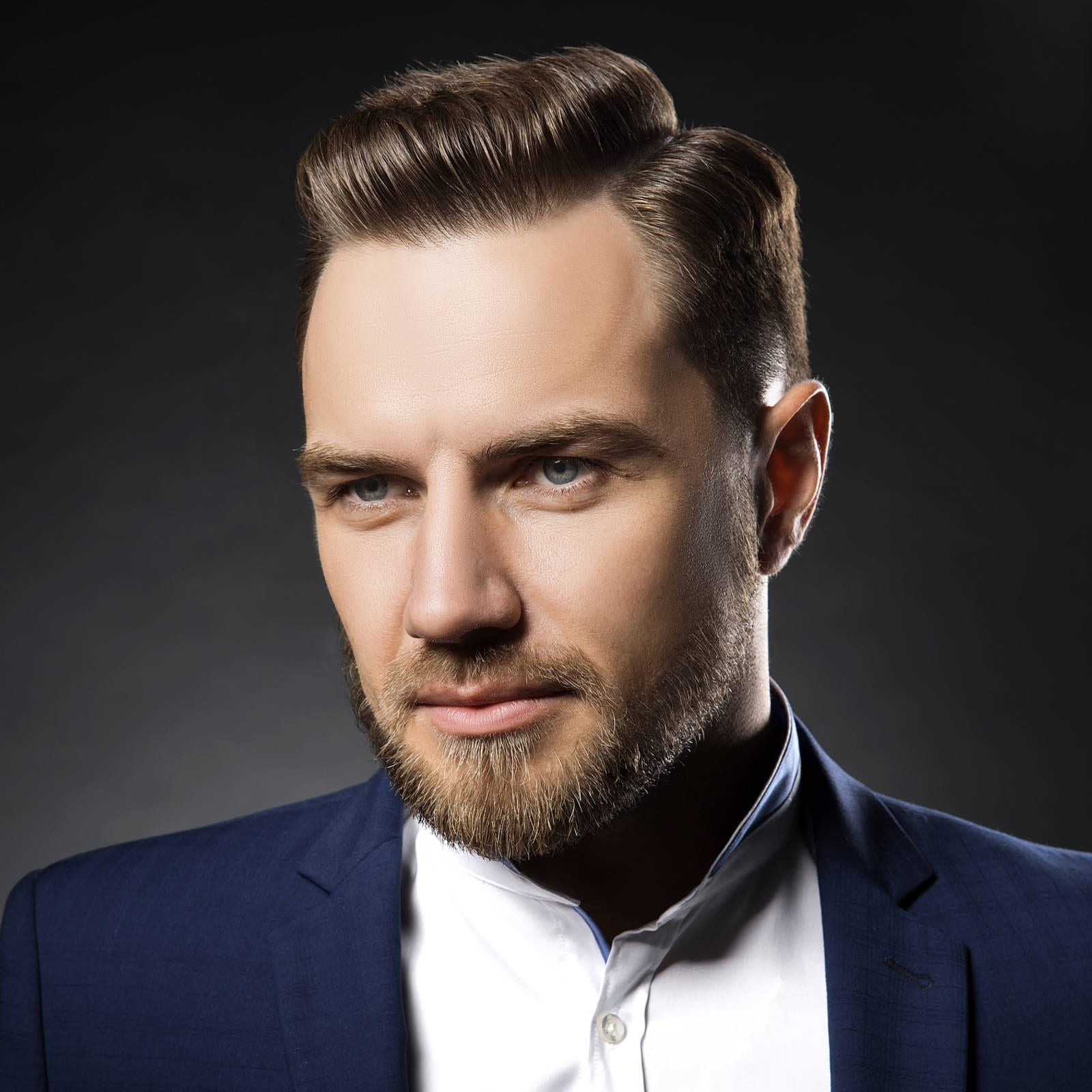 30 Side Part Haircuts: A Classic Style For Gentlemen Throughout Most Current Simple Side Part Hairstyles (Gallery 1 of 20)