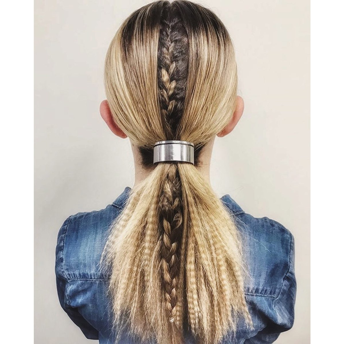 37 Cool Ponytail Hairstyles To Try In 2019 (Gallery 8 of 20)