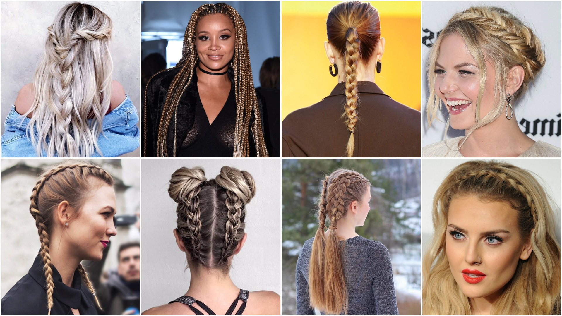 40 Different Styles To Make Braid Hairstyles For Women Intended For Most Popular Loose Braided Hairstyles With Turban (View 8 of 20)
