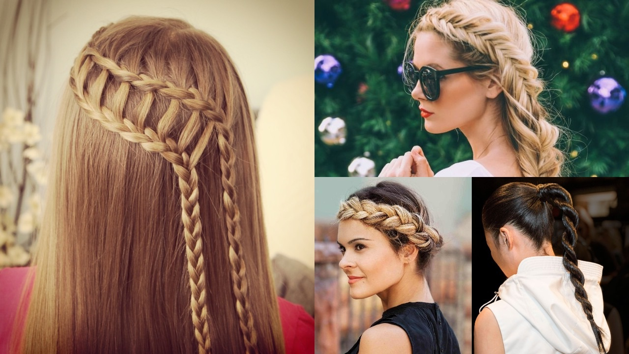 45 Easy Braid Hairstyles With How To Do Them – Haircuts For Well Liked High Rope Braid Hairstyles (View 4 of 20)