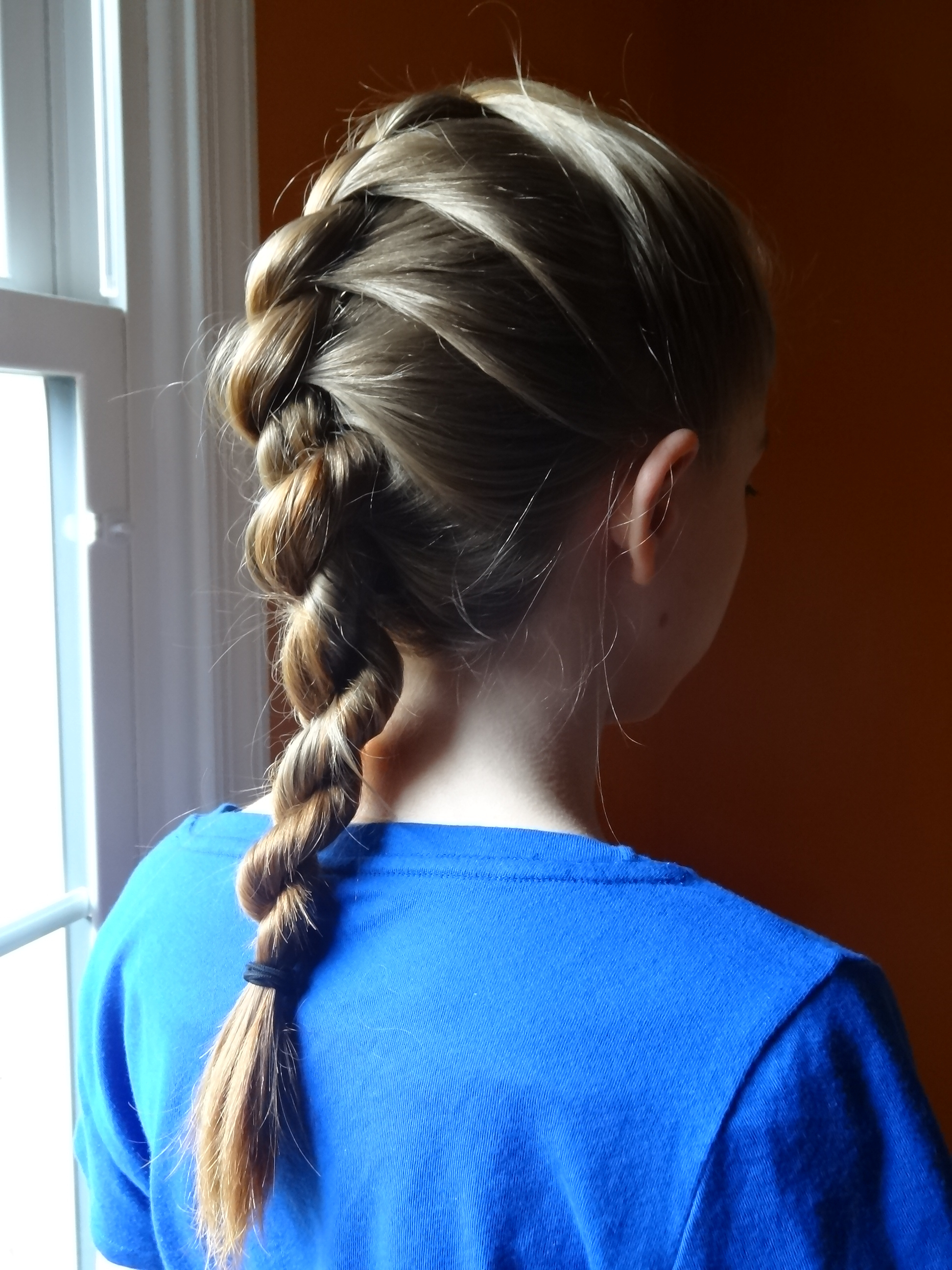 45 Easy Braid Hairstyles With How To Do Them – Haircuts With Current Easy French Rope Braid Hairstyles (View 6 of 20)