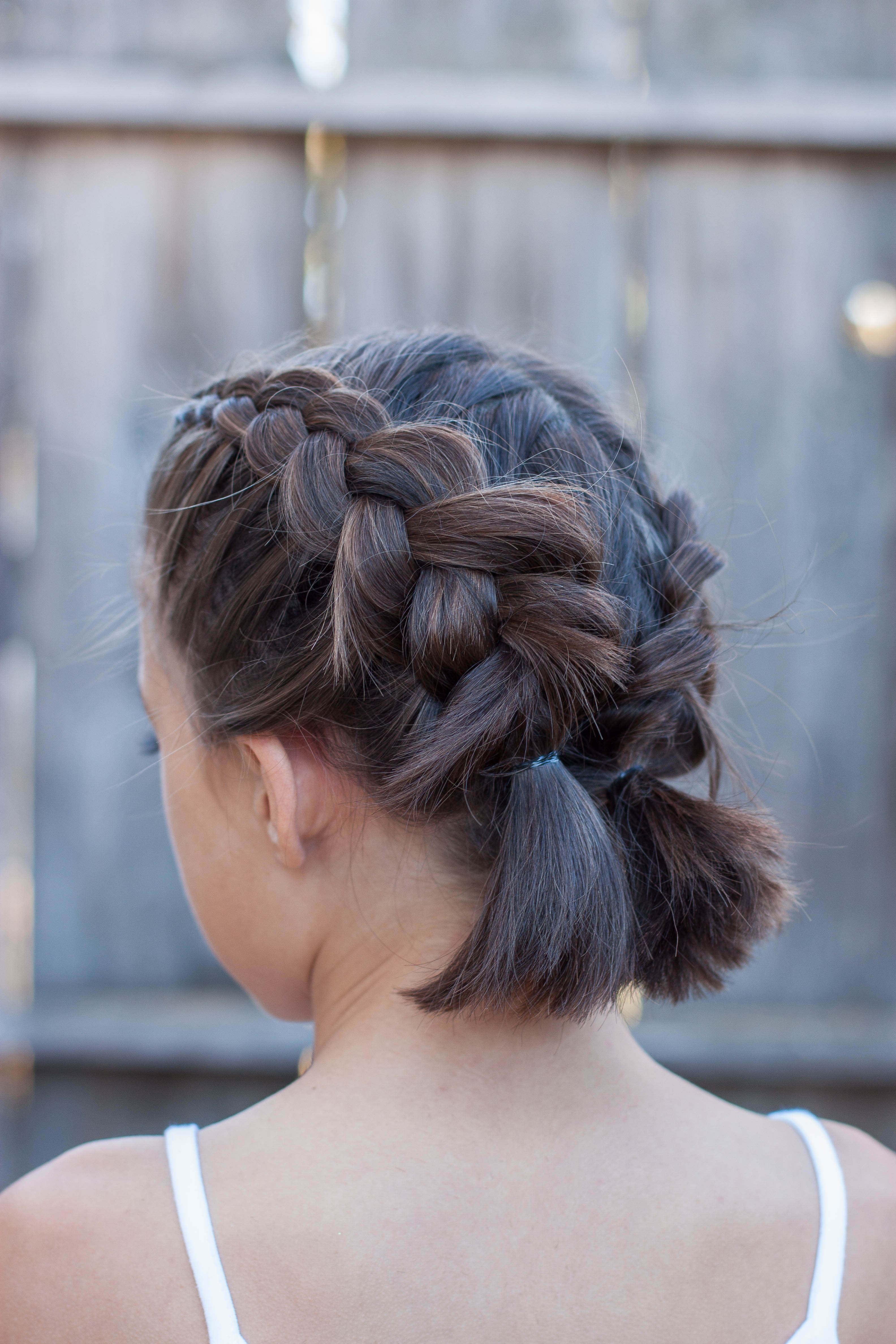 5 Braids For Short Hair (View 5 of 20)