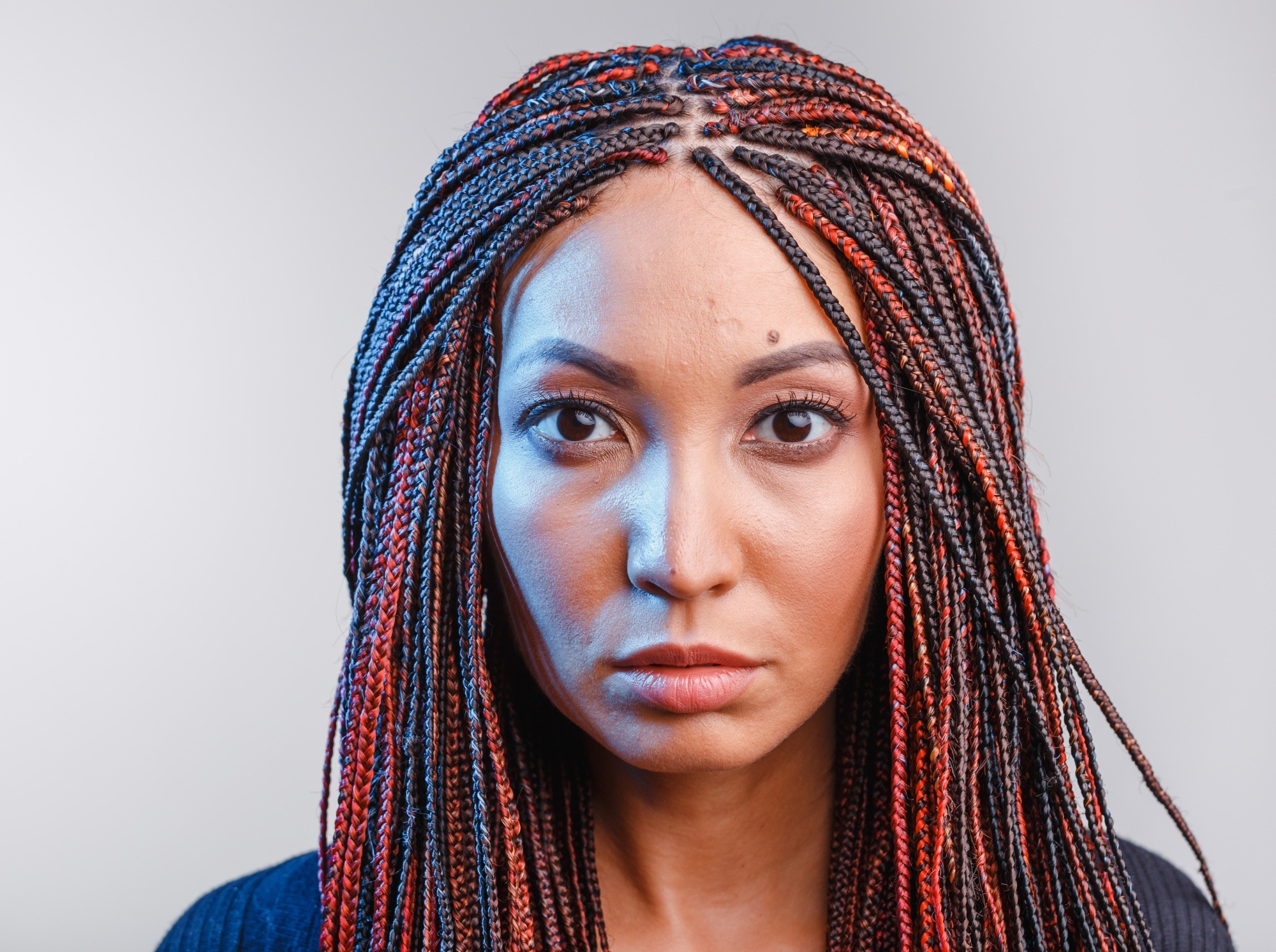 5 Cool Ways To Rock Micro Braids Intended For Newest Layered Micro Box Braid Hairstyles (View 11 of 20)