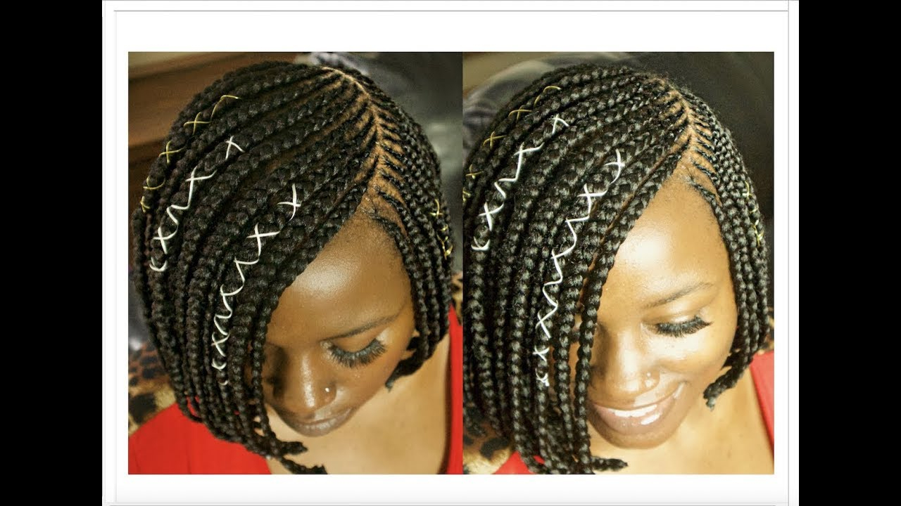 5 Layer Braided Bob ‼️ Intended For Widely Used Layered Bob Braid Hairstyles (View 4 of 20)