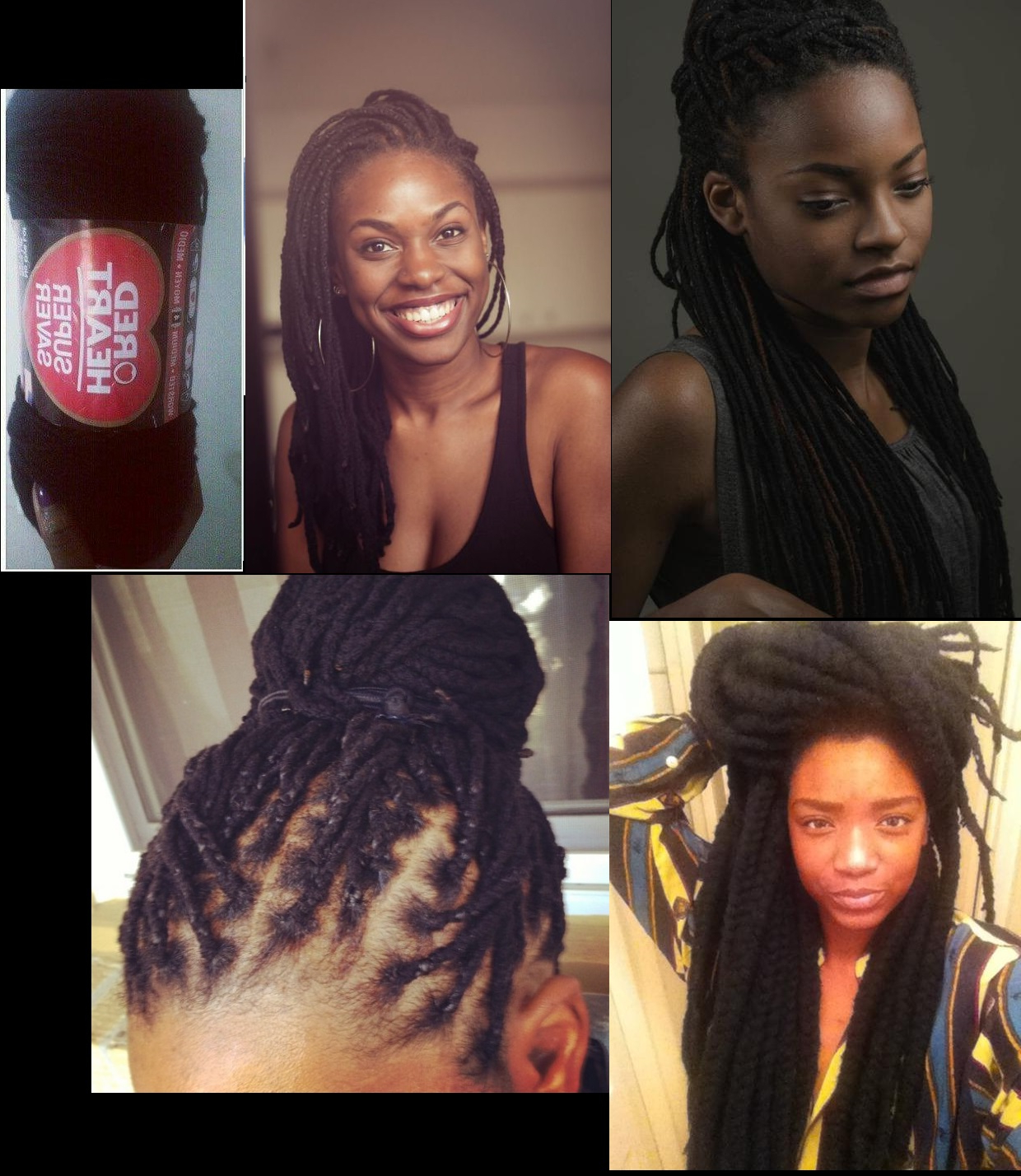 5 Protective Braids Styles You Can Do Yourself + Easy Throughout Favorite Yarn Braid Hairstyles Over Dreadlocks (View 20 of 20)