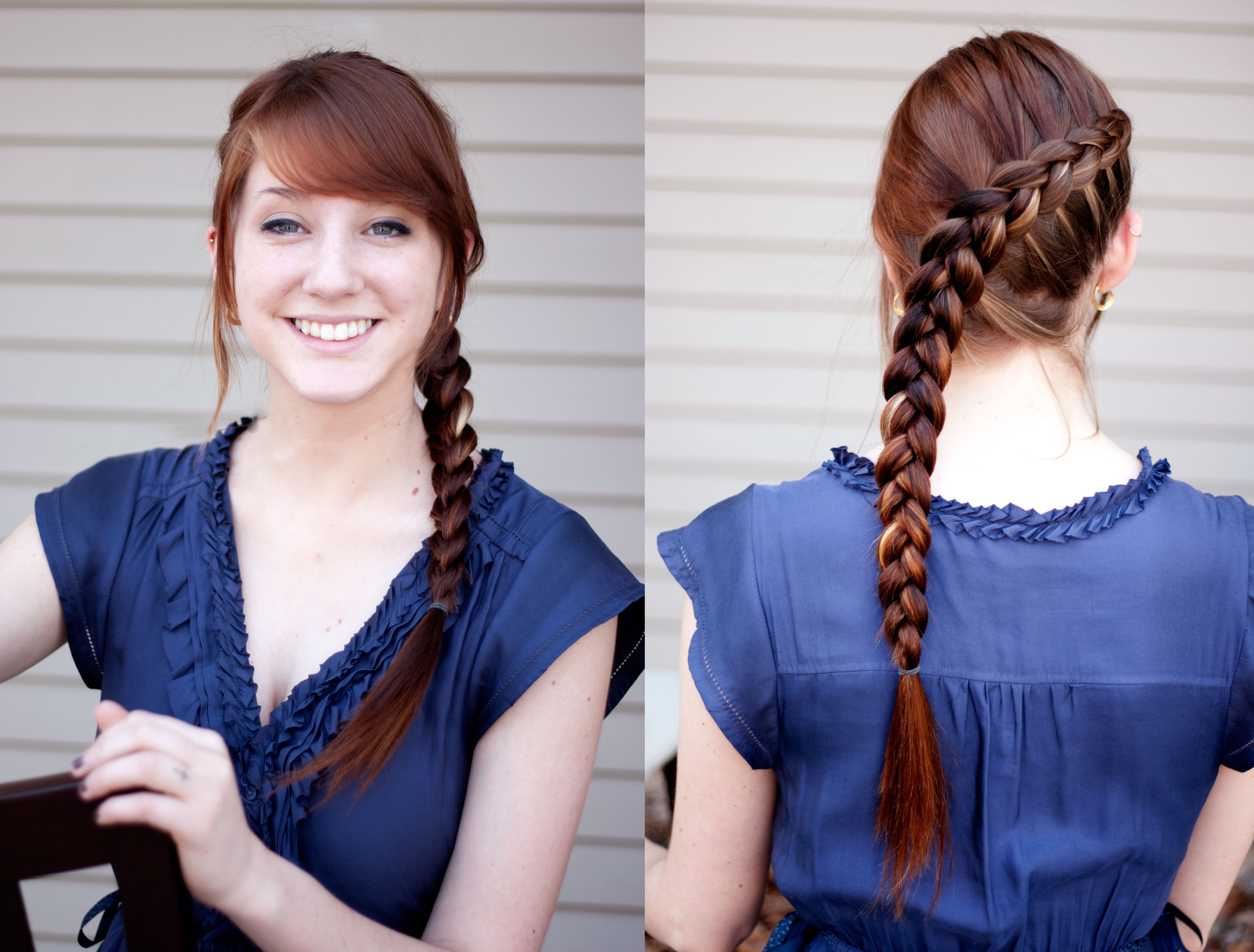 50 Fabulous French Braid Hairstyles To Diy – More With Regard To Current Wide Crown Braided Hairstyles With A Twist (View 5 of 20)