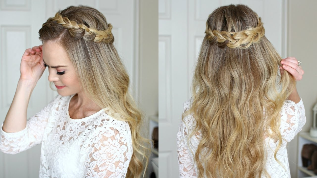 50+ Top Hairstyle Guide & Ideas For Long Hair Intended For Popular Voluminous Halo Braided Hairstyles (Gallery 20 of 20)