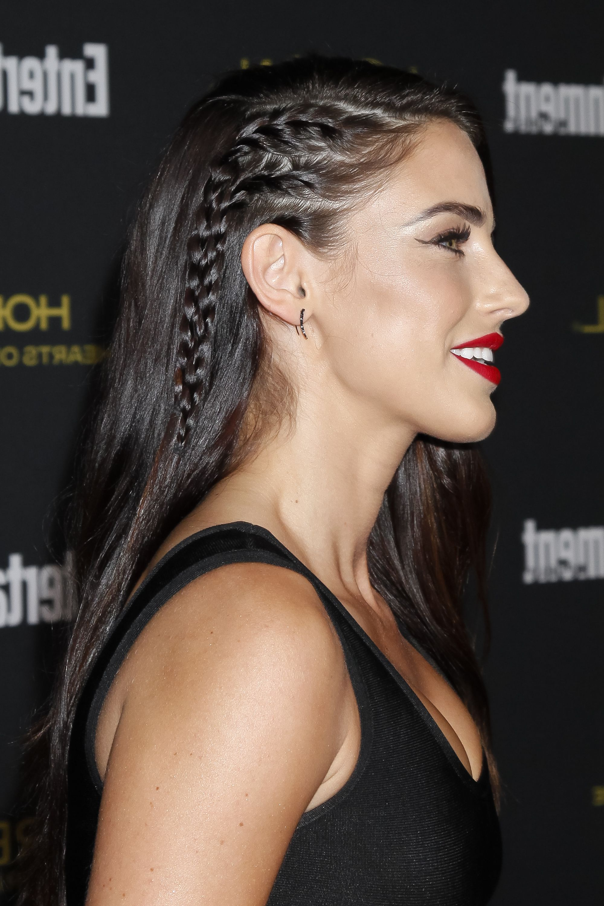Featured Photo of One Side Braided Hairstyles