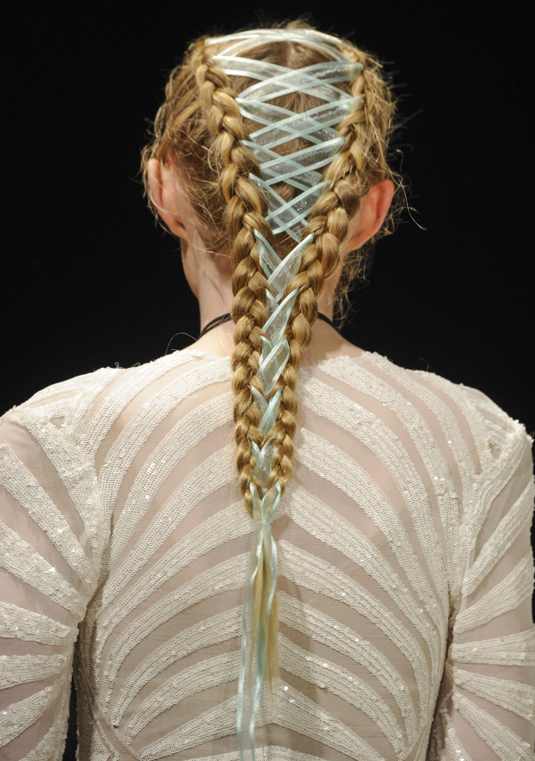 60 Easy Braided Hairstyles – Cool Braid How To's & Ideas Inside Famous Ultra Modern U Shaped Under Braid Hairstyles (View 6 of 20)