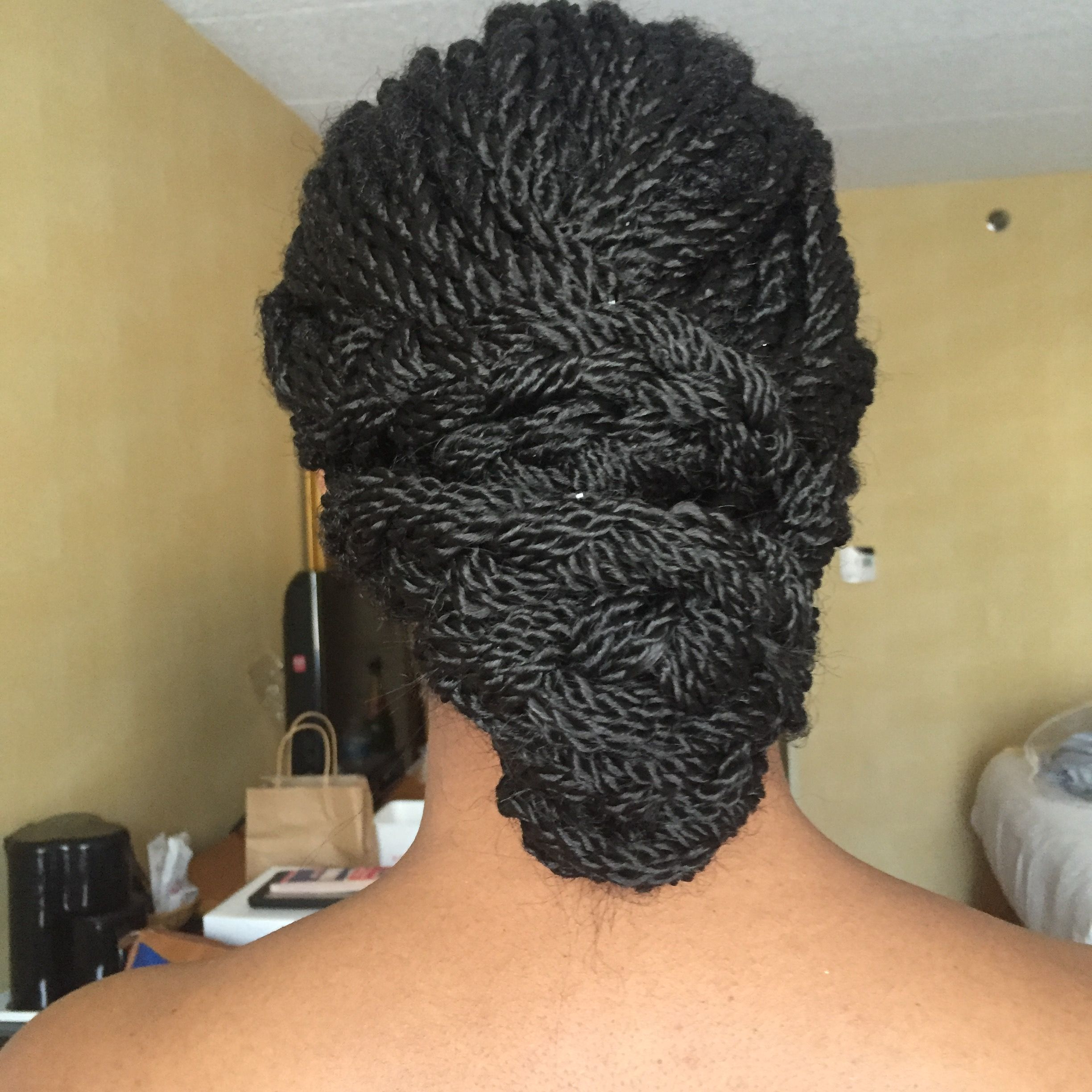 7+ Awesome African American Braided Hairstyles (Gallery 7 of 20)