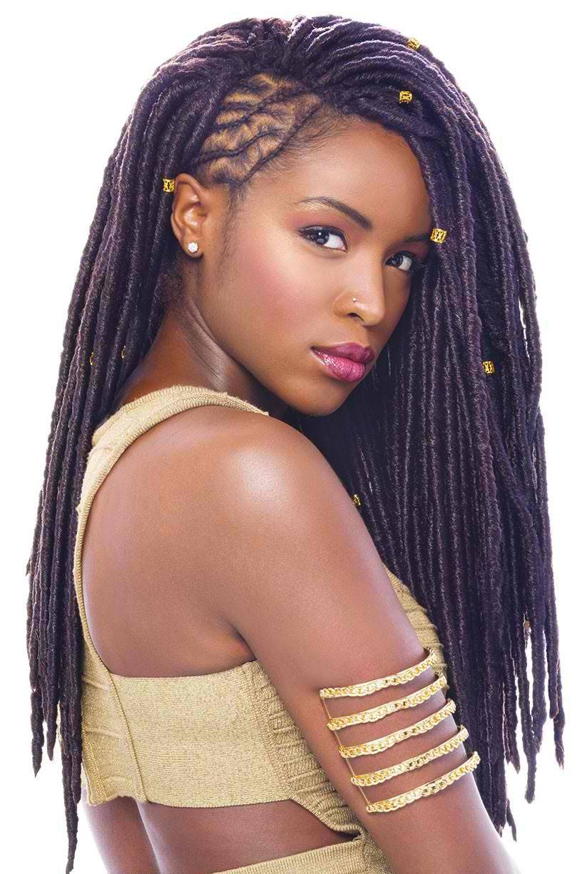 90 Beautiful Braid Hairstyles That Will Spice Up Your Looks Inside Newest Extravagant Under Braid Hairstyles (View 7 of 20)