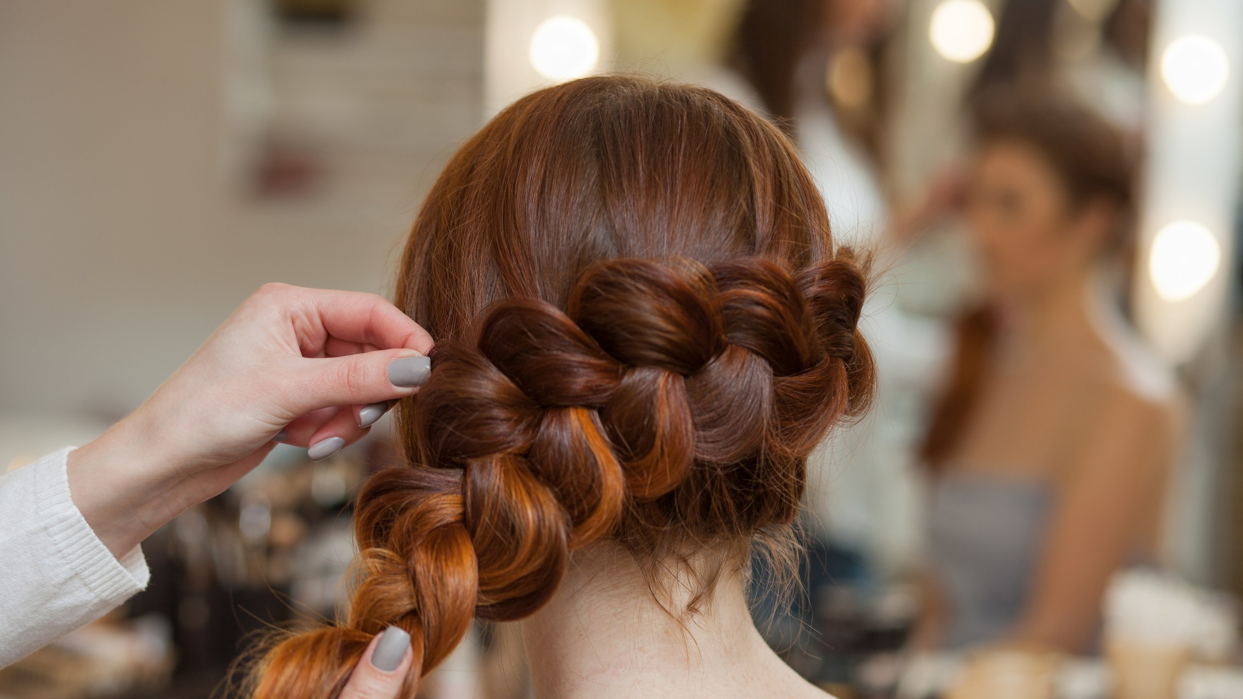 Allure Intended For Trendy Red Inward Under Braid Hairstyles (Gallery 5 of 20)