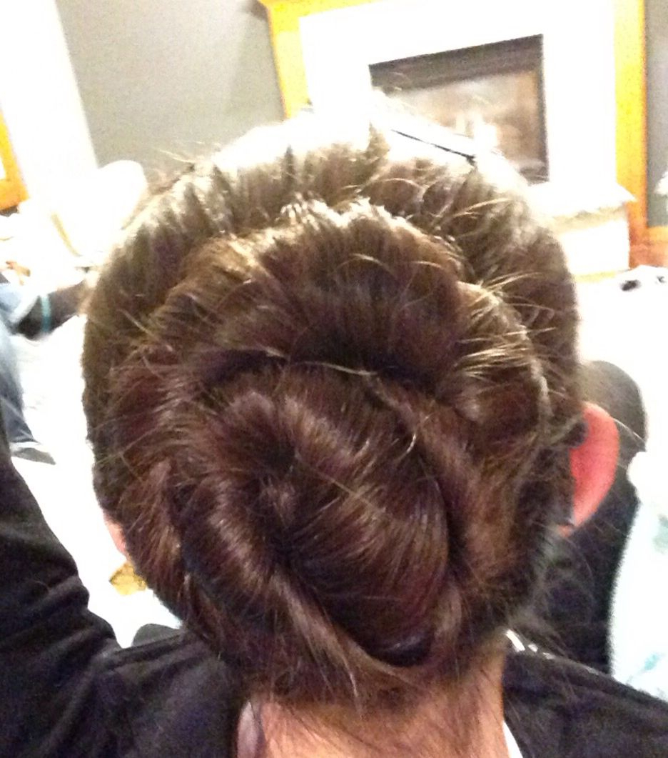 Ballerina Bun (View 6 of 20)
