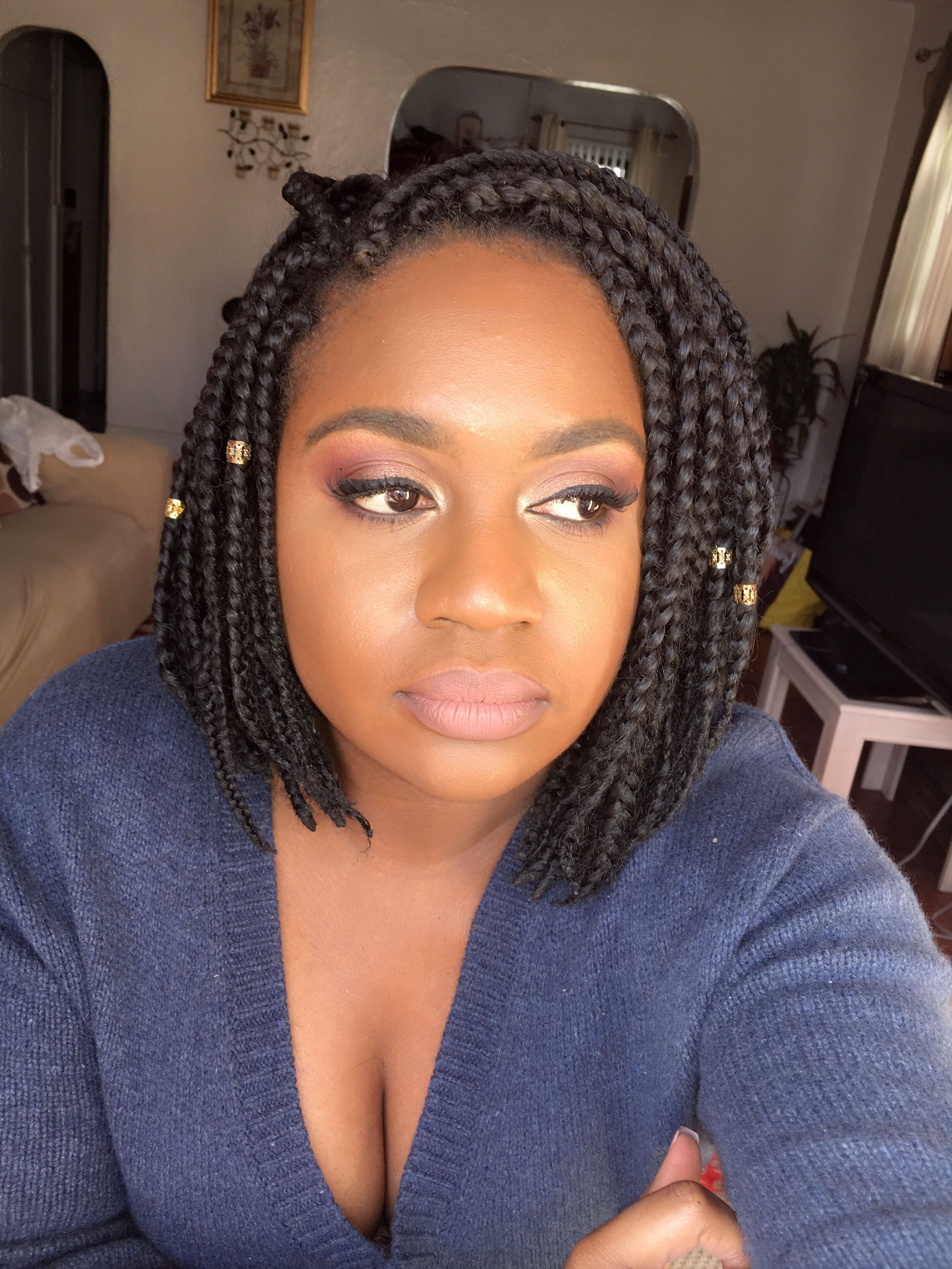 Featured Photo of Bob Dookie Braid Hairstyles