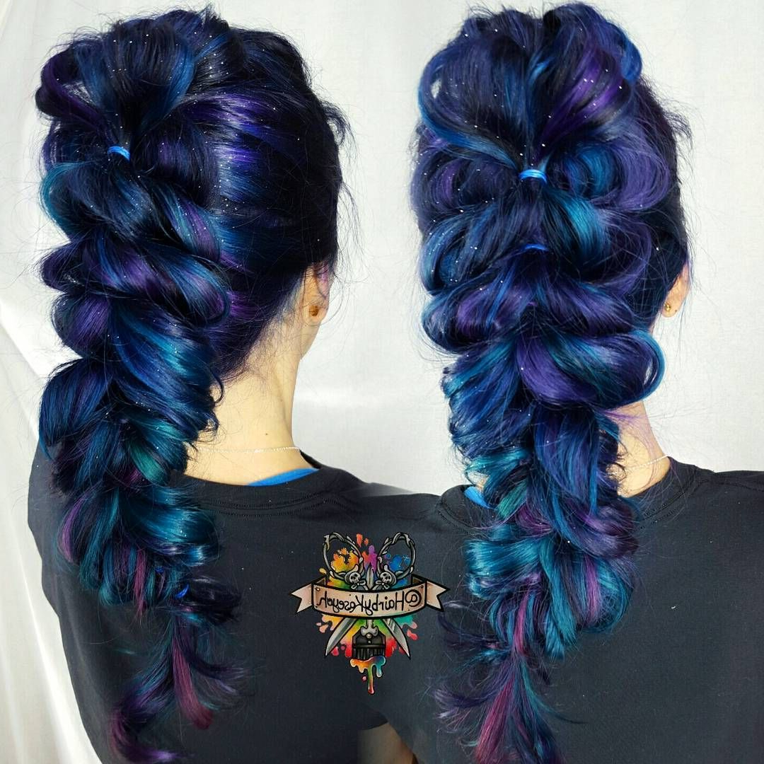 Best And Newest Braided Mermaid Mohawk Hairstyles Pertaining To Mermaid Wedding Colorme And Viking Mohawk Mermaid Tail (View 3 of 20)