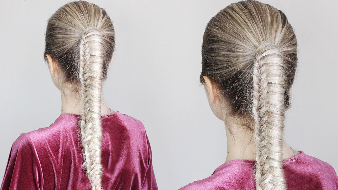 Best And Newest Intricate Rope Braid Ponytail Hairstyles Throughout How To: Chinese Staircase Braid Ponytail (View 7 of 20)