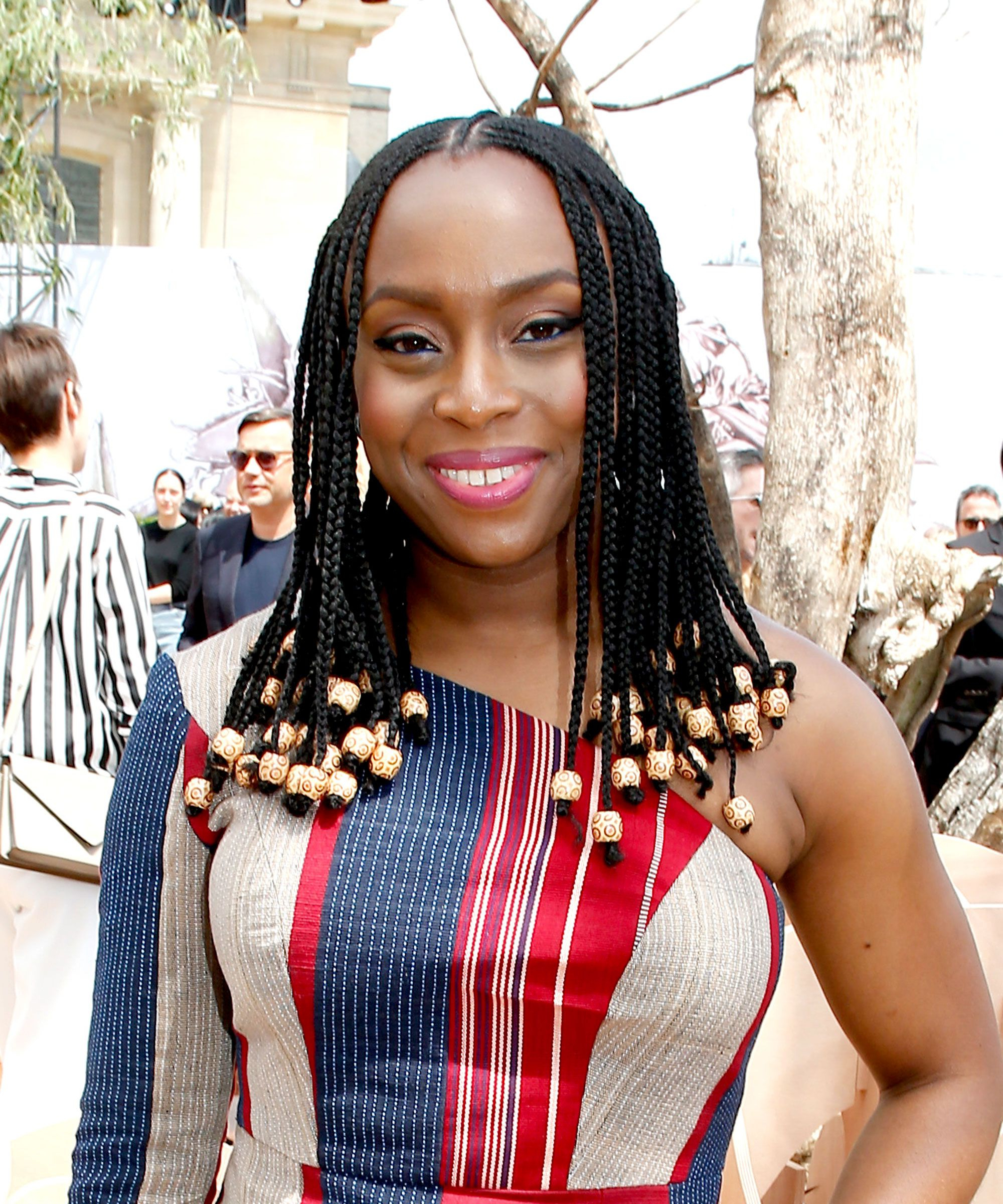 Best And Newest Short Beaded Bob Hairstyles In Cute Ways To Wear Beads On Cornrows, Braids, And Locs (View 20 of 20)