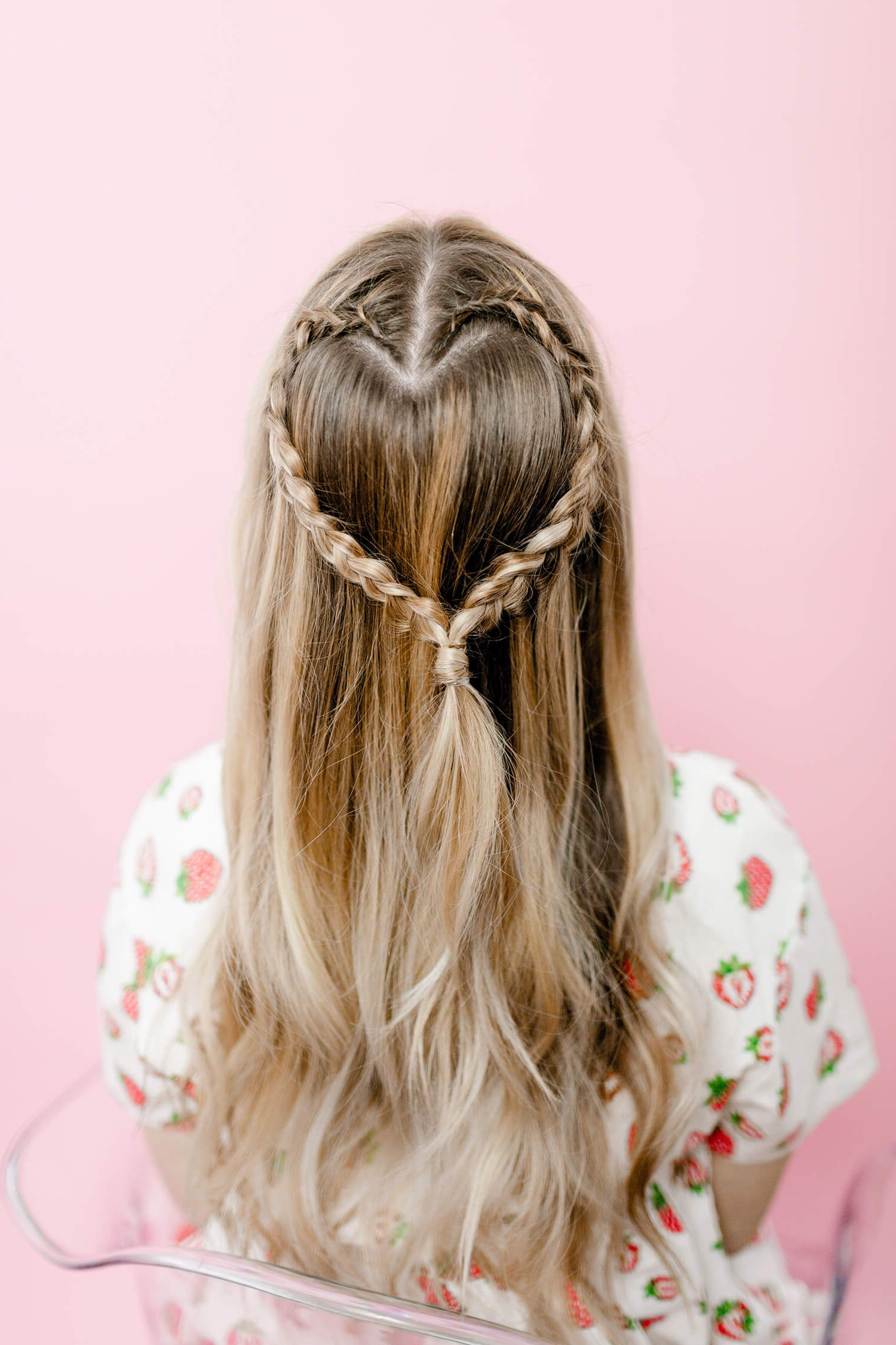 Boho Beauty: Tips, Tricks Pertaining To Most Up To Date Heart Shaped Fishtail Under Braid Hairstyles (View 4 of 20)