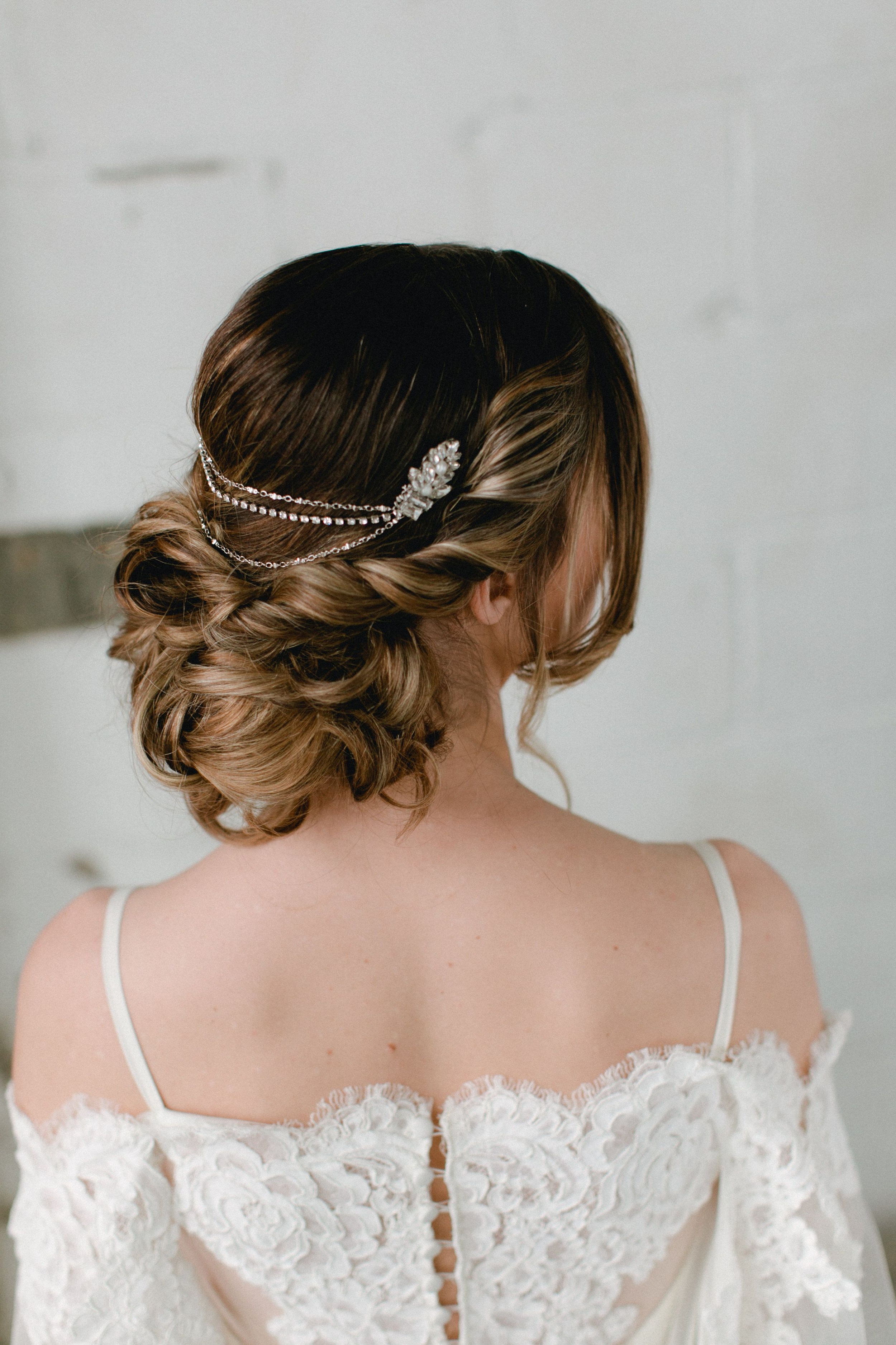 Featured Photo of Ethereal Updo Hairstyles With Headband