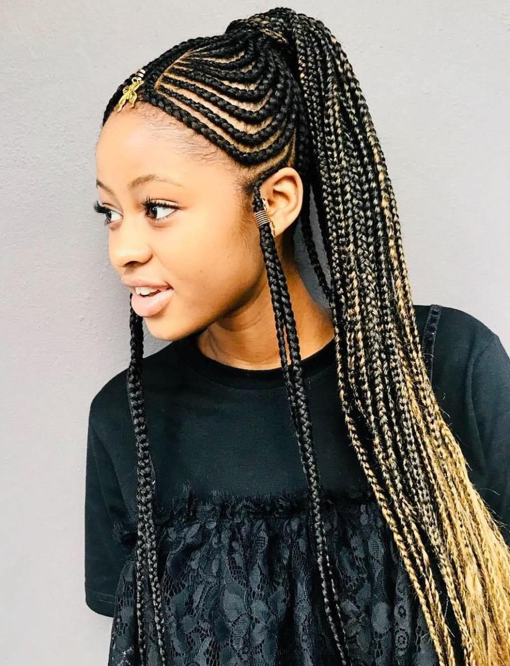 Box Braids (View 7 of 20)