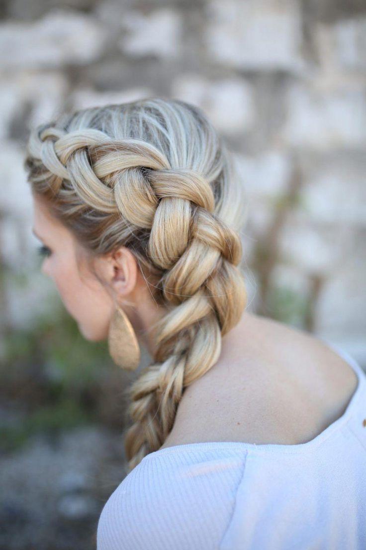 Braid Hairstyles Boho Half Up Half Down #africanhairbraiding Regarding Most Popular Half Up Half Down Boho Braided Hairstyles (View 18 of 20)