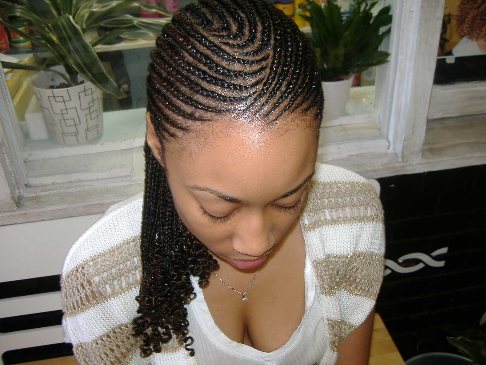 Braided Mohawk Hairstyles For Black Women (View 10 of 20)