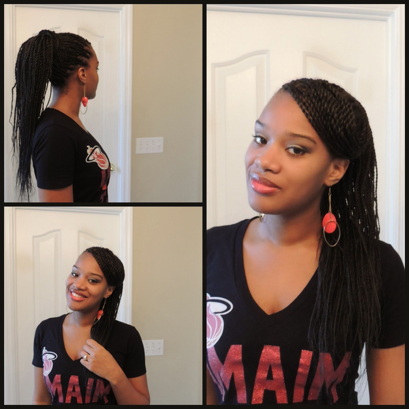 Featured Photo of Micro Twist Ponytail Hairstyles