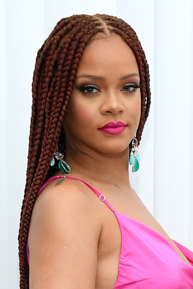 Braids And Twists 2019 – 14 Hairstyles From Crochet And Box With Regard To Fashionable Thick Wheel Pattern Braided Hairstyles (View 4 of 20)