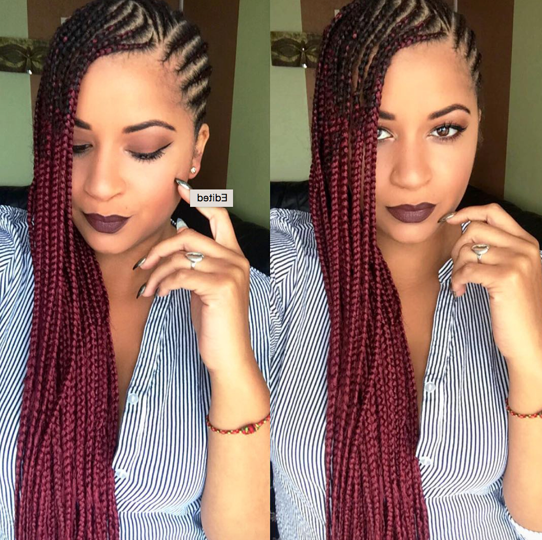 Braids For Black Hair (Gallery 7 of 20)